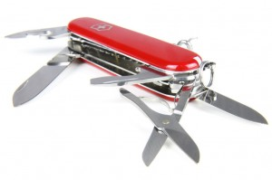 How is permanent life insurance like a Swiss Army Knife?