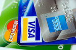 Reducing credit card balances with great, average, or poor credit scores.